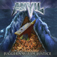 ANVIL-juggernaut of justice 2011