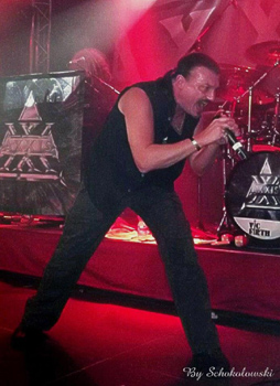 AXXIS vox LIVE 2012