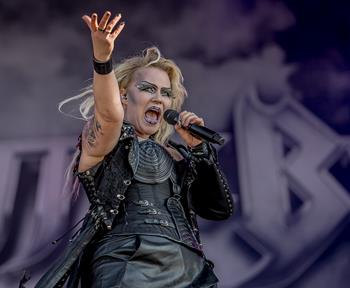 Rockharz 2018 - Battle Beast