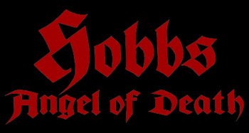 hobbs angel of death ich bin der engel des todes crossfire metal webzine. Black Bedroom Furniture Sets. Home Design Ideas