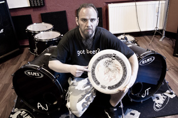 HOLY MOSES gerd drumskin NEWS 2012