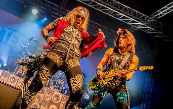 Steel Panther - live - 2018/ 2