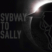 SUBWAY TO SALLY-schwarz in schwarz