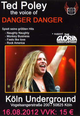 TED POLEY flyer NEWS 2012
